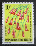Poštovní známka Niger 1964 Russelie přesličkovitá Mi# 62