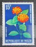Poštovní známka Niger 1964 Libora měnivá Mi# 63