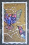 Poštovní známka Niger 1969 Leskoptev bělobřichá Mi# 199 Kat 8.50€