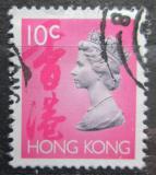 Poštovní známka Hongkong 1992 Královna Alžběta II. Mi# 654 Ix