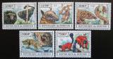 Poštovní známky Burundi 2013 Savci Mi# 3308-12