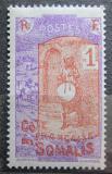 Poštovní známka Francouzské Somálsko 1915 Bubeník Mi# 82