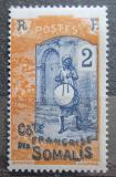 Poštovní známka Francouzské Somálsko 1915 Bubeník Mi# 83