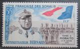 Poštovní známka Francouzské Somálsko 1960 Bernard Mi# 332