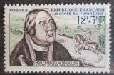 Poštovní známka Francie 1956 Franz von Taxis Mi# 1082