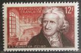 Poštovní známka Francie 1956 Antoine Parmentier, chemik Mi# 1109