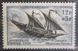 Poštovní známka Francie 1957 Den známek Mi# 1122