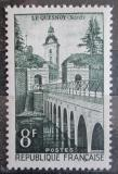 Poštovní známka Francie 1957 Most v Le Quesnoy Mi# 1134
