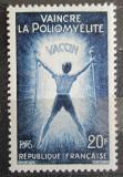 Poštovní známka Francie 1959 Boj proti dětské obrně Mi# 1266