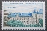 Poštovní známka Francie 1960 Zámek Blois Mi# 1306