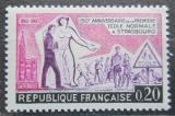 Poštovní známka Francie 1960 Ecole Normale, 150. výročí Mi# 1307