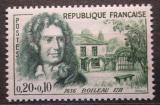 Poštovní známka Francie 1960 Nicolas Boileau-Despréaux, básník Mi# 1311