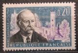 Poštovní známka Francie 1960 Marc Sangnier, politik Mi# 1324