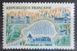 Poštovní známka Francie 1961 Bagnoles-de-l Orne Mi# 1347