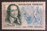 Poštovní známka Francie 1961 Pierre Puget, malíř Mi# 1350