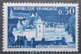 Poštovní známka Francie 1962 Pevnost Vannes Mi# 1386