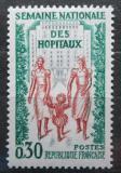 Poštovní známka Francie 1962 Týden nemocnic Mi# 1393