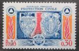 Poštovní známka Francie 1964 Požární sbor Mi# 1460