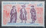 Poštovní známka Francie 1971 Osobnosti francouzské historie Mi# 1750