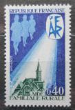 Poštovní známka Francie 1971 Rodinná pomoc zemi Mi# 1755