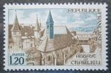 Poštovní známka Francie 1972 Opatství Charlieu, Loire Mi# 1790