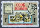 Poštovní známka Cookovy ostrovy 1967 První známky, 75. výročí Mi# 148