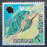 Poštovní známka Kajmanské ostrovy 1971 Kareta obrovská Mi# 283
