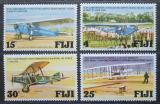 Poštovní známky Fidži 1978 Letadla Mi# 375-78