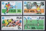 Poštovní známky Fidži 1979 Jihopacifické sportovní hry Mi# 395-98