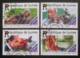 Poštovní známky Guinea 2015 Vietnamská válka Mi# 11138-41 Kat 16€