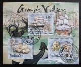 Poštovní známky Togo 2011 Plachetnice Mi# 4333-35 Kat 9€
