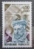 Poštovní známka Francie 1973 Gaspard de Coligny Mi# 1822