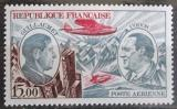 Poštovní známka Francie 1973 Piloti Mi# 1823 Kat 6.50€