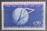 Poštovní známka Francie 1973 Grand Orient de France Mi# 1830