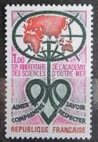 Poštovní známka Francie 1973 Mapa světa Mi# 1836