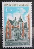Poštovní známka Francie 1973 Zámek Clos-Lucé Mi# 1842