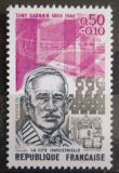Poštovní známka Francie 1973 Tony Garnier, architekt Mi# 1856