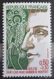 Poštovní známka Francie 1974 Louis-Marie Grignion de Montfort Mi# 1864