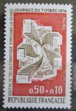 Poštovní známka Francie 1974 Den známek Mi# 1865