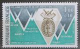 Poštovní známka Francie 1974 Osvobozená města Mi# 1880
