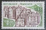 Poštovní známka Francie 1974 Salers Mi# 1881