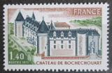 Poštovní známka Francie 1975 Zámek Rochechouart Mi# 1900