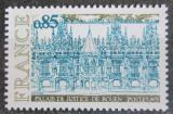 Poštovní známka Francie 1975 Justiční palác v Rouen Mi# 1903