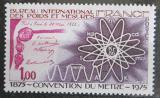 Poštovní známka Francie 1975 Konvence metrické soustavy, 100. výročí Mi# 1921