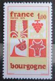 Poštovní známka Francie 1975 Burgundsko Mi# 1936