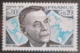 Poštovní známka Francie 1975 André Siegfried, sociolog Mi# 1940
