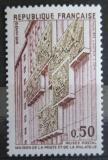 Poštovní známka Francie 1973 Poštovní muzeum Mi# 1862