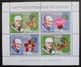Poštovní známky Kongo Dem. 2006 Rotary Intl., osobnosti Mi# N/N
