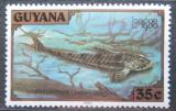 Poštovní známka Guyana 1980 Loricaria cataphracta Mi# 587
