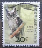 Poštovní známka Hongkong 2006 Výreček indický Mi# 1388